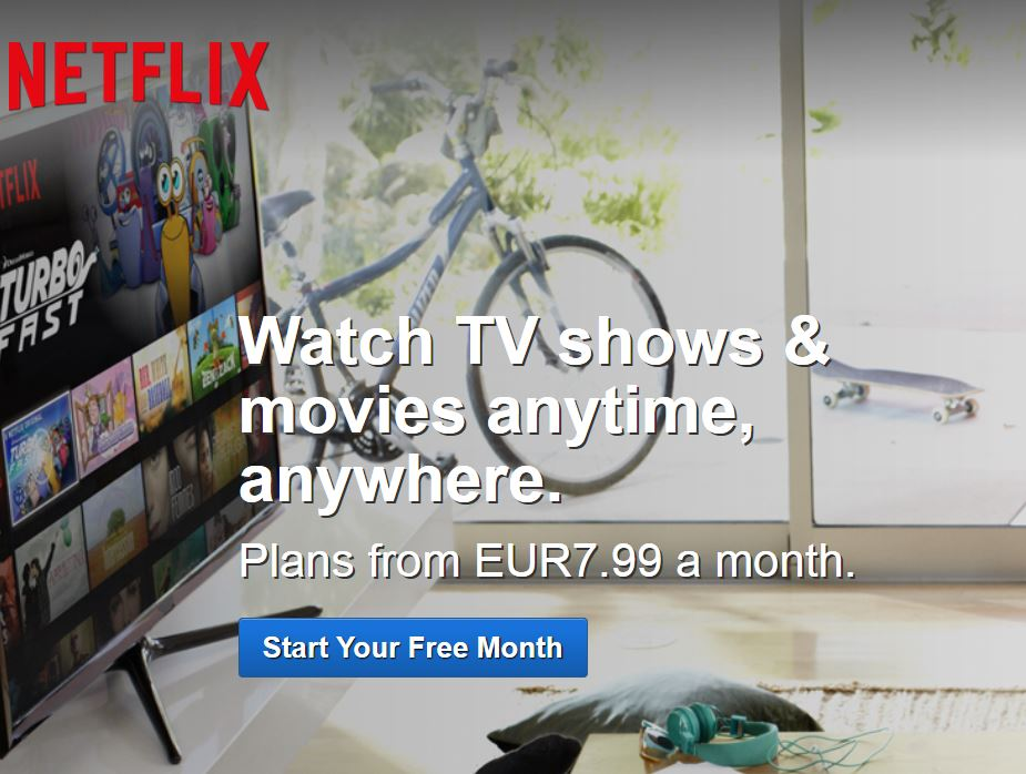 Am I able to See Netflix In Europe?